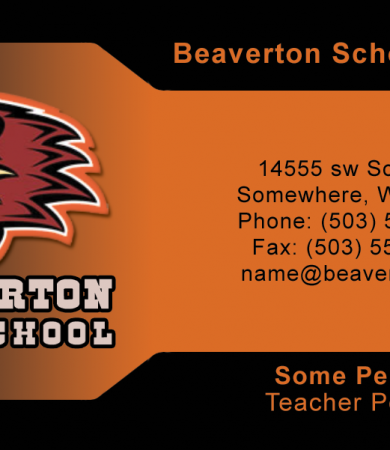BSD Business Card